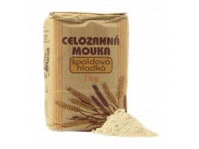 Natural mouka špaldová celozrnná hladká 1 kg