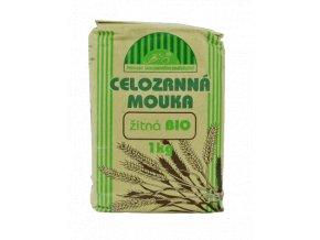 Natural mouka žitná celozrnná BIO 1 kg