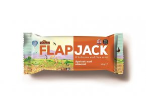 Flapjack Wholebake ovesný meruňka mandle 80g