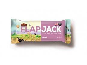 Flapjack Wholebake ovesný pekan 80g
