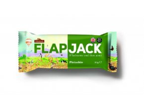 Flapjack Wholebake ovesný pistácie 80g