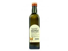 Sezamový olej 500ml