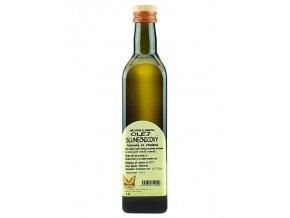 Slunečnicový olej lisovaný za studena 500ml