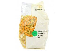 Amaranthové těstoviny nudličky 300g