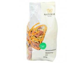 Amaranthové těstoviny mix 300g
