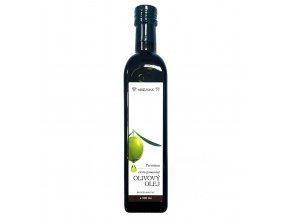 Řecký olivový olej extra panenský 500 ml