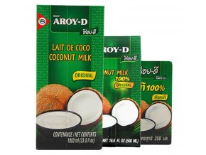 Aroy D kokosové mléko