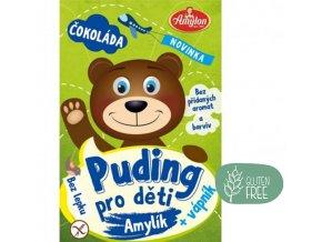 Amylon Puding čokoládový pro děti bez lepku 40g