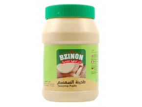 Sezamová pasta Tahini 900g