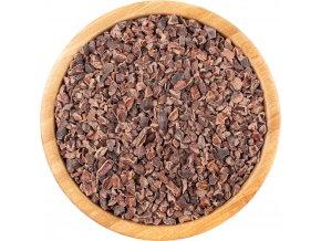 Kakaové boby drcené