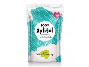 Xylitol moučkový Vital Country