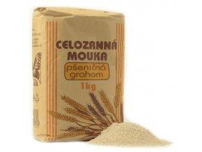 Pšeničná mouka Graham 1000g