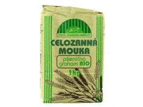 Celozrnná mouka pšeničná graham BIO 1kg