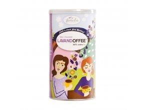 Levandia Bio Lavandoffee káva s levandulí 100% Arabica 150g