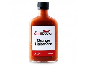 Orange Habanero pasta 200 ml