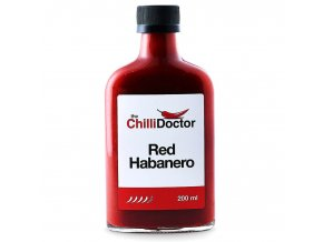 Red Habanero pasta 200 ml