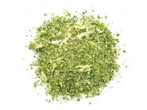 Lyofilizovaná brokolice prášek a kousky