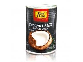 Kokosové mléko Real Thai 400ml