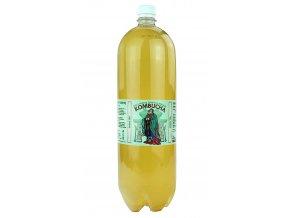 Stevikom Kombucha zelený čaj 2l
