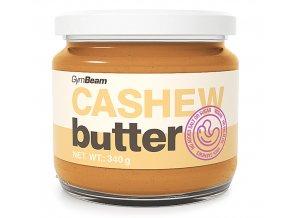 GymBeam Kešu máslo 340 g