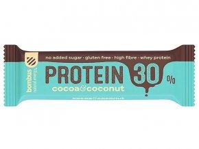 Bombus Protein 30 % Cocoa a Coconut 50 g