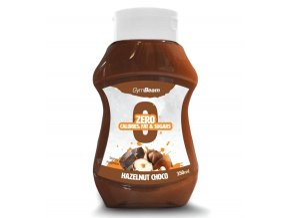Bezkalorický sirup Hazelnut Choco 350 ml