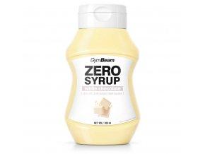 Bezkalorický sirup White Chocolate 350 ml
