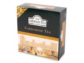 Ahmad Cardamom Tea 100 x 2g z boku