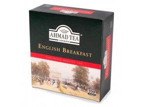 Ahmad English Breakfast Tea 100 x 2g z boku