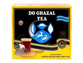 Do Ghazal Černý čaj EARL GREY s Bergamotem 100 x 2g