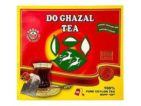 Do Ghazal Pure Ceylon Tea 100 x 2g
