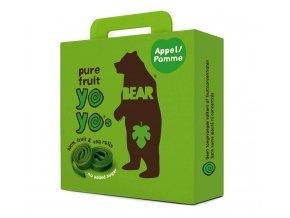 YOYO Bear Jablko 5 x 20 g