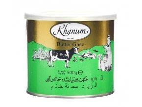 Vital Country Khanum přepuštěné máslo ghee 500 g