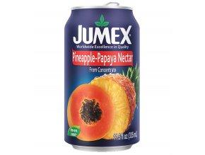 JUMEX Ovocný nápoj Papaya Ananas 335 ml