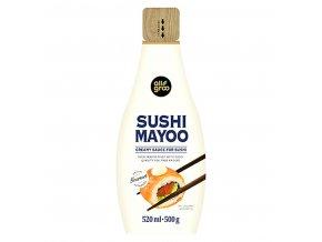 Allgroo korejská krémová omáčka na sushi 500 g