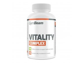 GymBeam MultiVitamín Vitality Complex 120 tablet