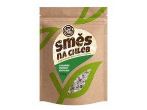 MKM Pack Směs na chléb se medvědím česnekem a bylinkami Low carb 250 g