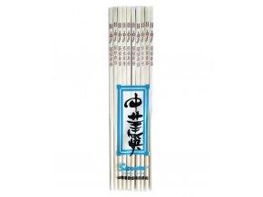 Vital Country Bambusové hůlky 26,5 cm (10 párů)