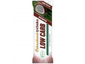 Čekanková tyčinka LOW CARB kokos 35g