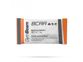 Vzorek Bcaa 411 Instant černý rybíz 6g