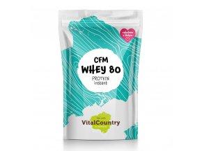 CFM Instant Whey protein 80 1000g