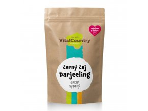 Vital Country Darjeeling černý čaj GFOP