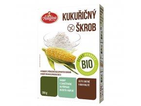 Bio kukuřičný škrob Amylon bez lepku 200 g