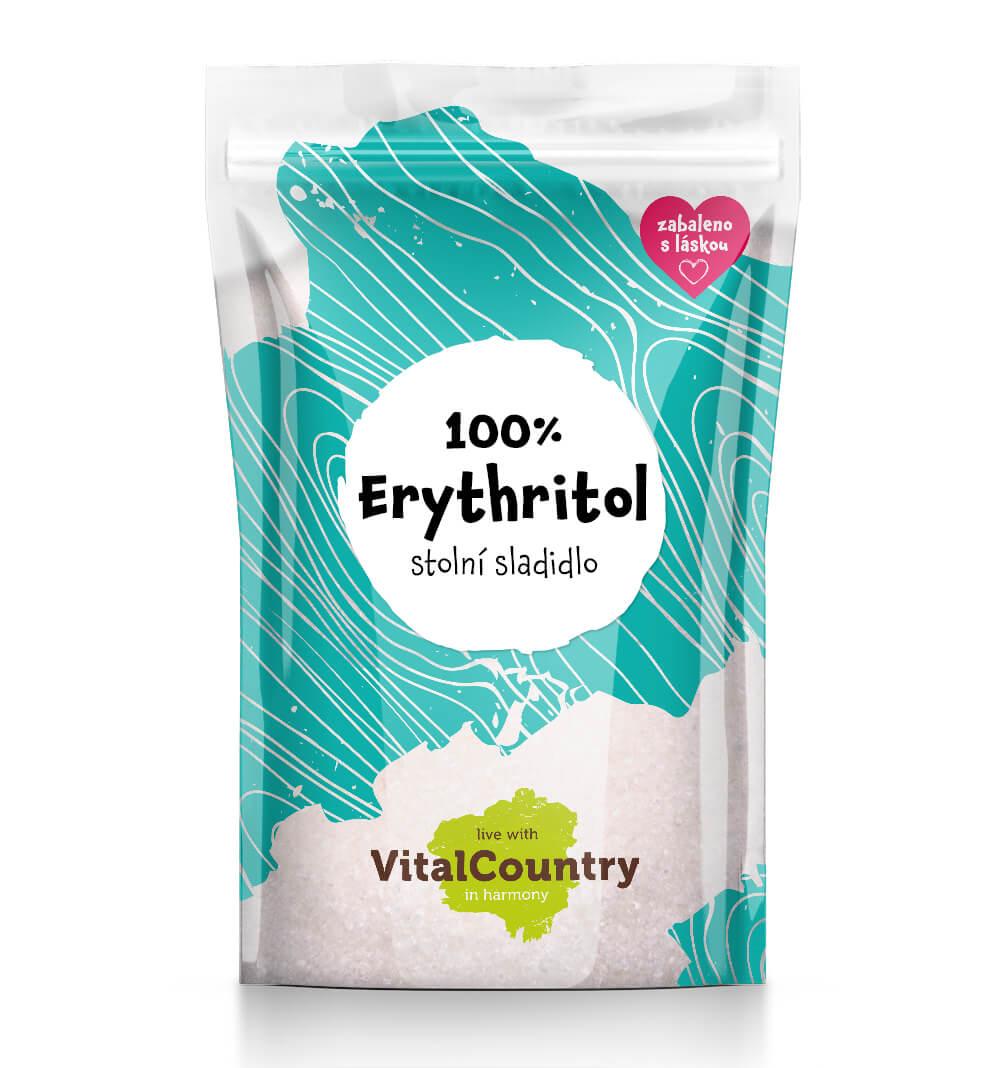 Vital Country Erythritol Množství: 250 g