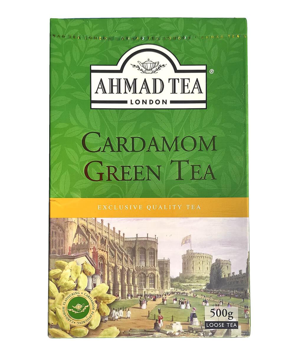 Ahmad Tea Cardamom Green Tea 500g