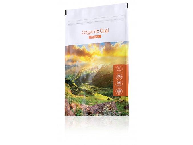 Organic Goji powder 300dpi