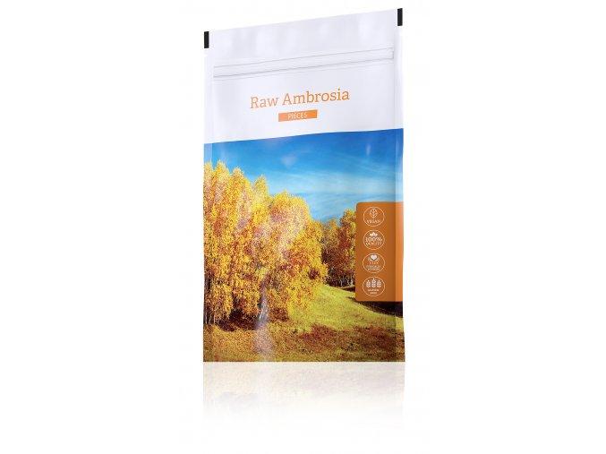 Raw Ambrosia pieces 300dpi