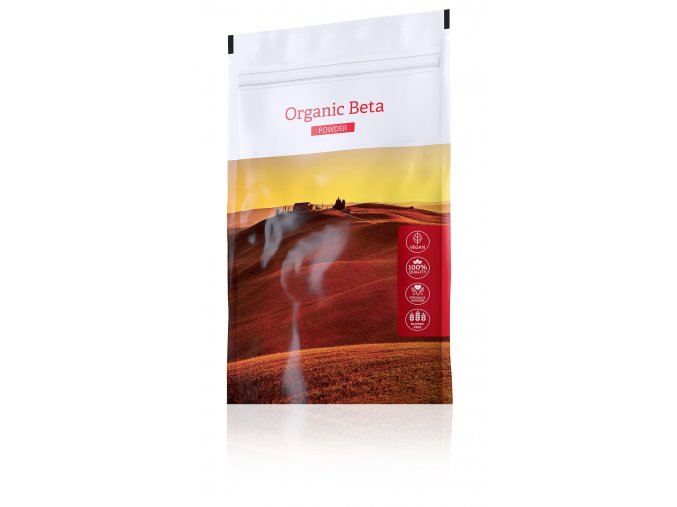 Organic Beta powder 300dpi