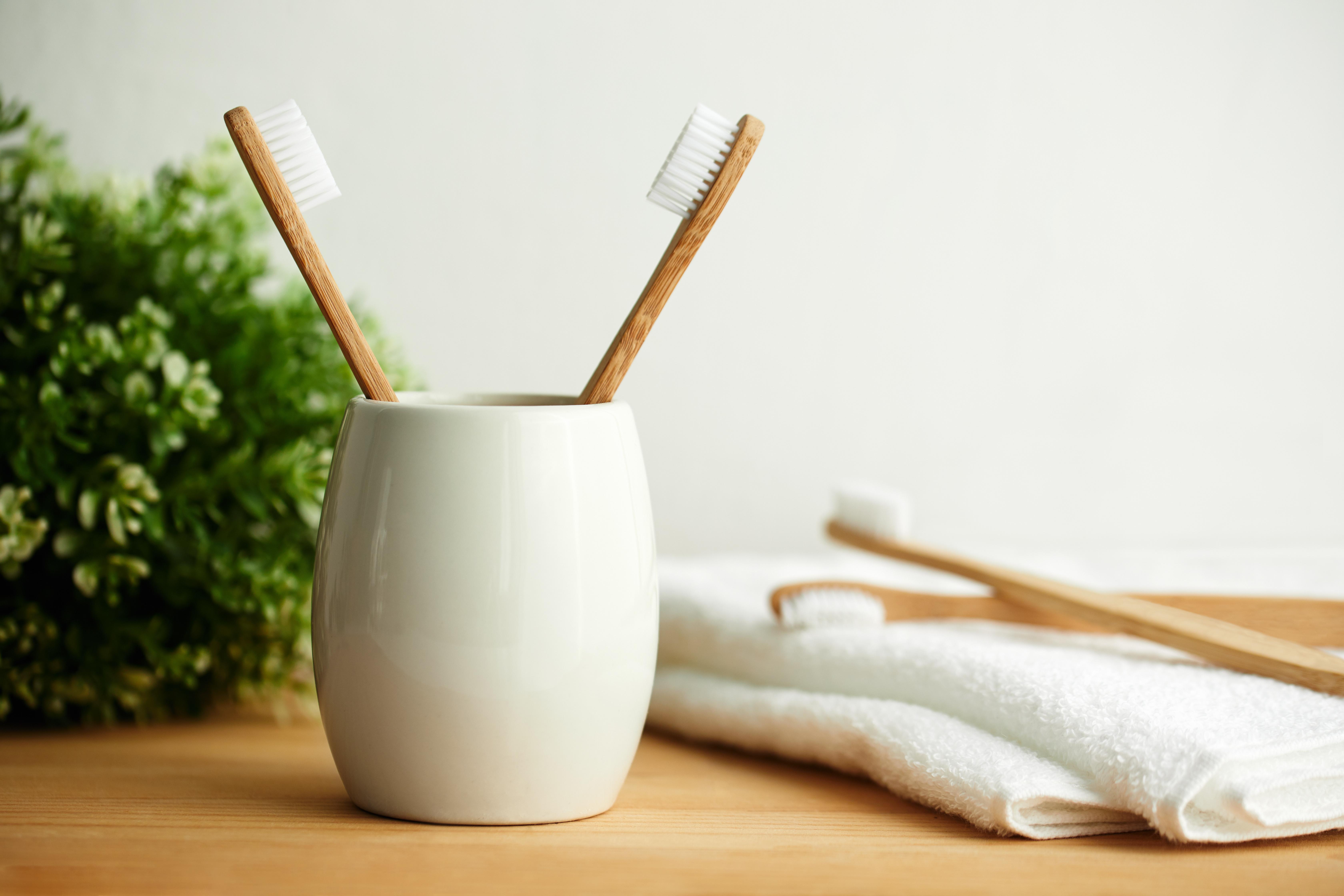 Ekologický a stylový – bambusový zubní kartáček