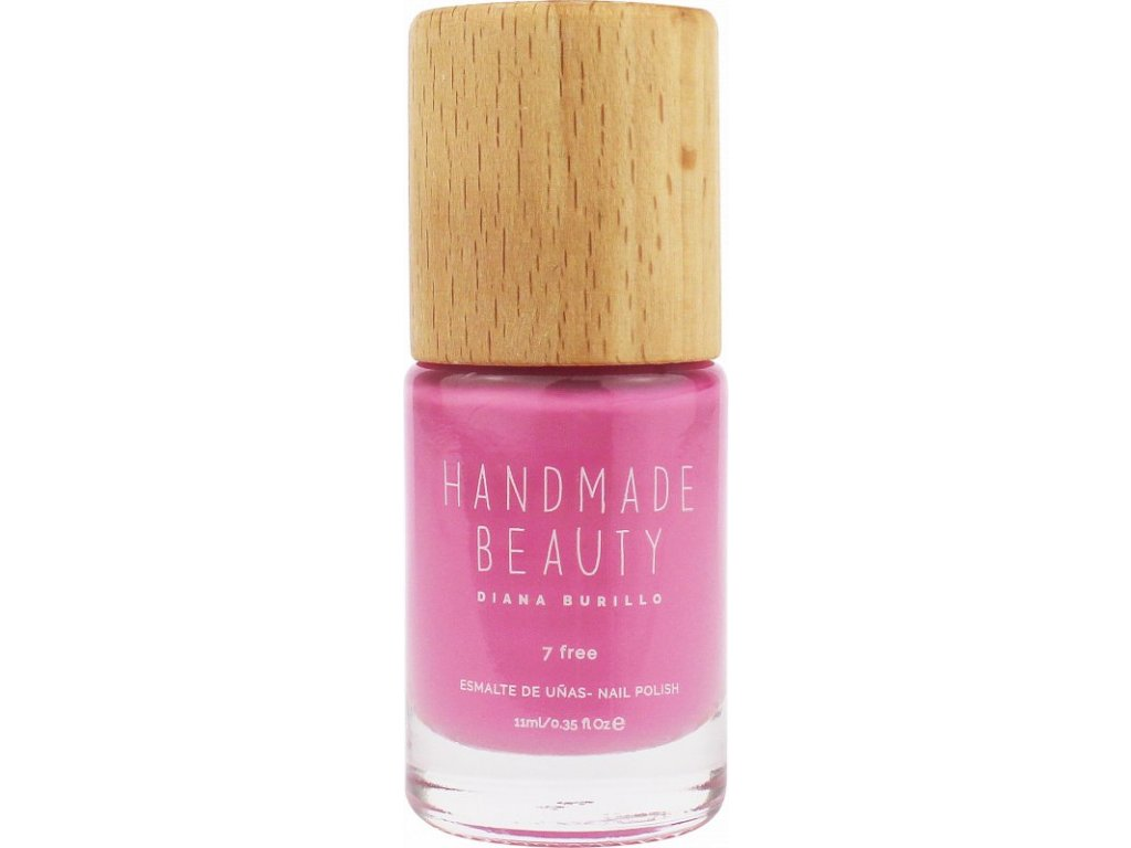 Handmade Beauty Lak na nehty 7-free (11 ml) - Cranberry